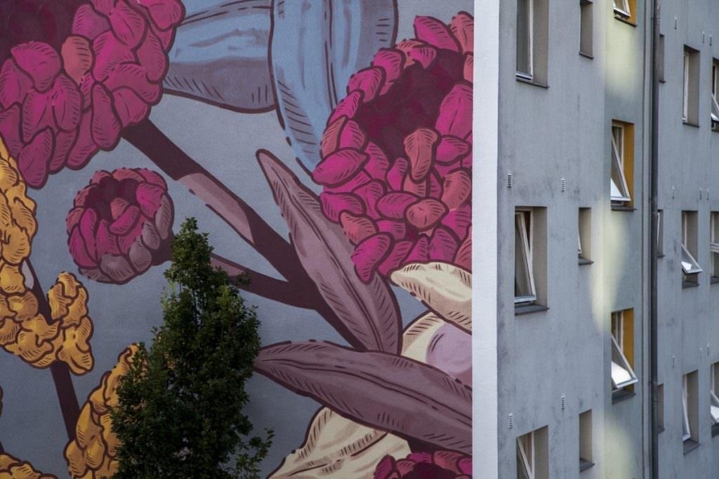 Pastel, Nelu, Oslo, particolare