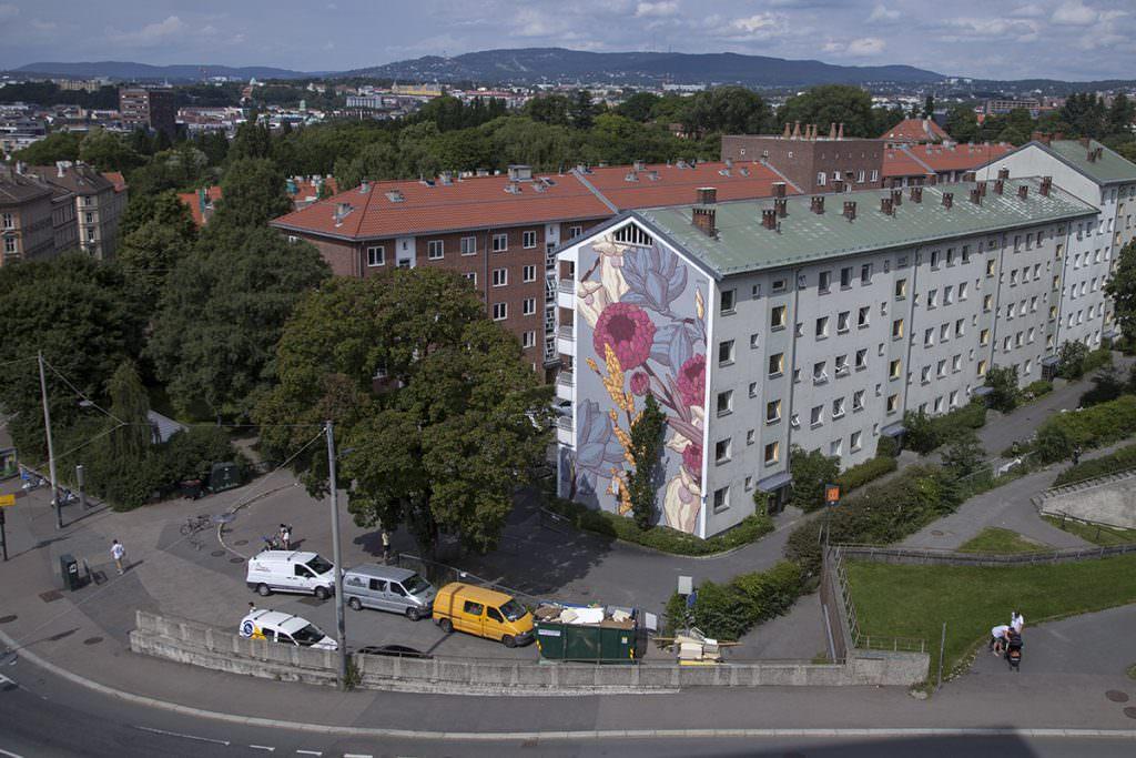 P=astel, Nelu, Oslo