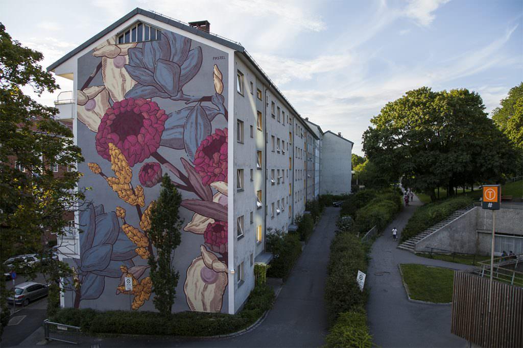 Pastel, Nelu, Oslo