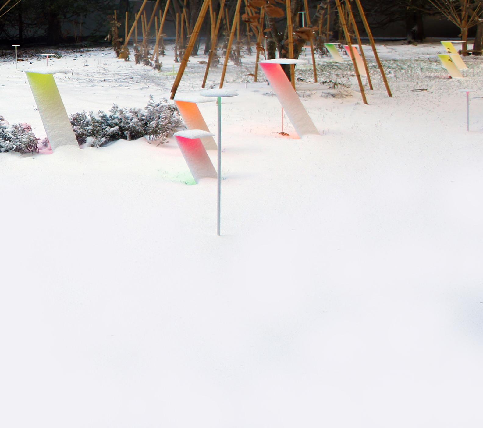 "Toshihiro Shibuya, ""Snow Pallet 9"""