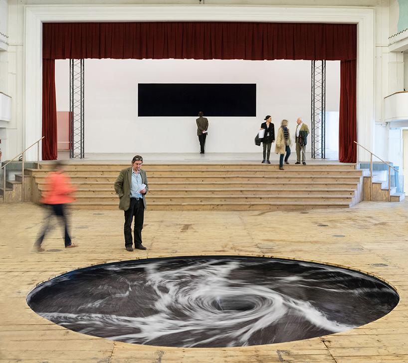Descension alla Galleria Continua (particolare) | image by Ela Bialkowska, Okno Studio, courtesy the artist and Galleria Continua, san gimignano / beijing / les moulins
