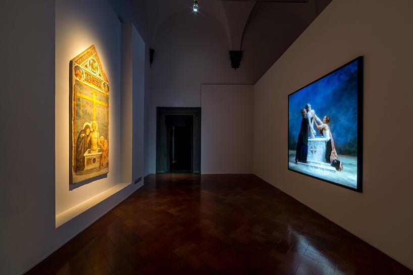 Bill Viola a Palazzo Strozzi, installation view © Alessandro Moggi