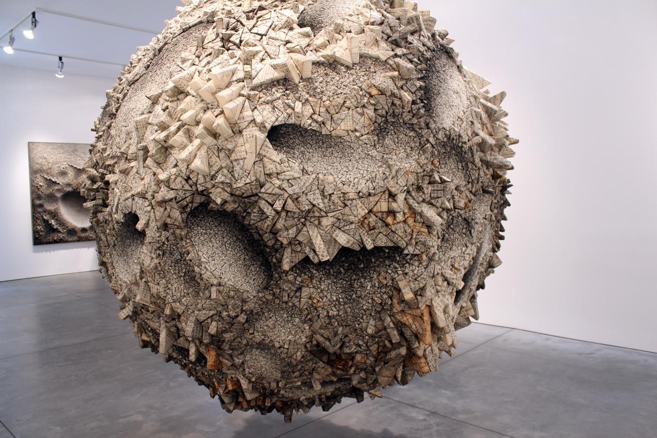 Chun-Kwang-Young- scultura-di-carta