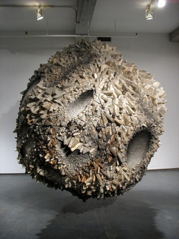 Chun-Kwang-Young-scultura-carta