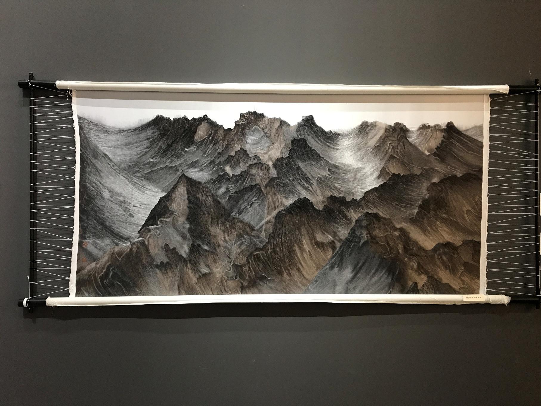 Collaboration of Tang Nannan with Yao Huifen,Oblivious Ocean, 2017