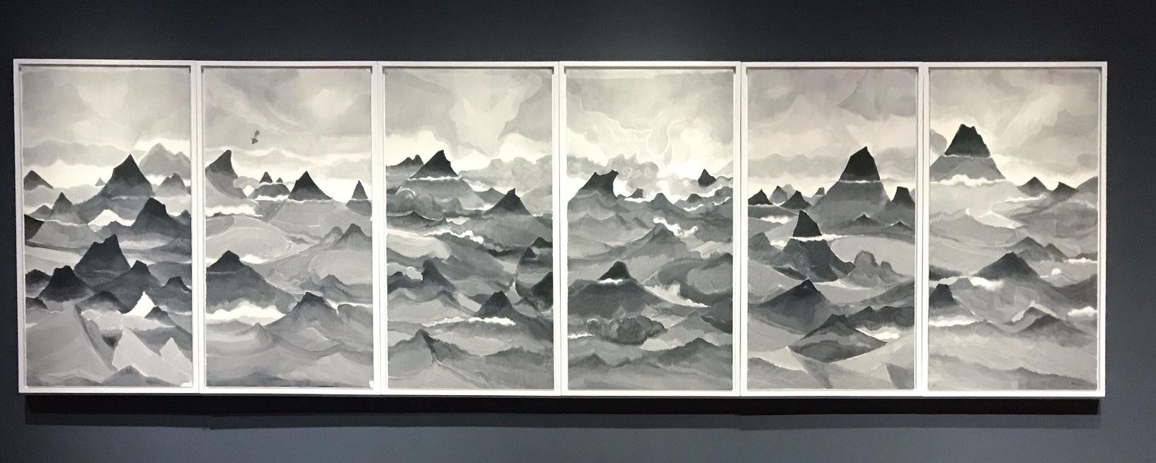Tang Nannan, Oblivious ocean 7