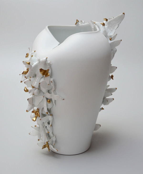 Juliette Clovis, Flying Vase