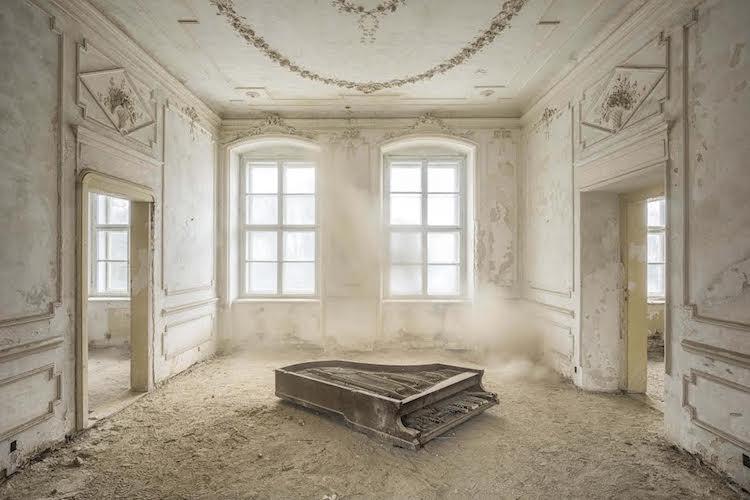 Romain Thiery, 'Requiem for pianos'. All Photos Courtesy Romain Thiery