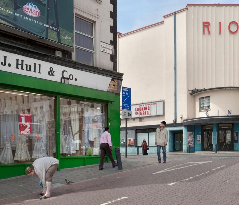 Sandringham Road, Kingsland High Street – 10:42am–11:37am, 15th June 2009