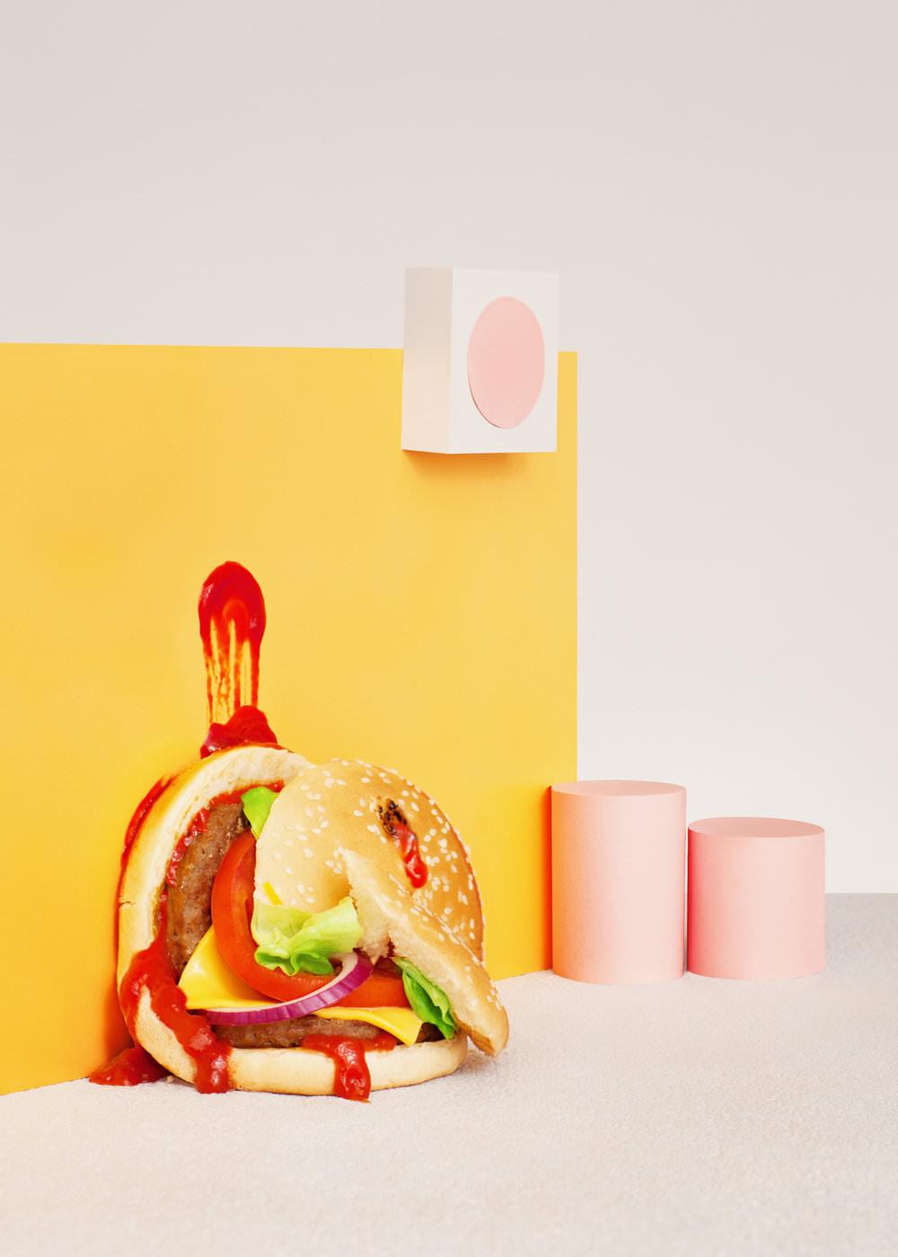 Ilka & Frank, Tragic Murder Of A Hamburger