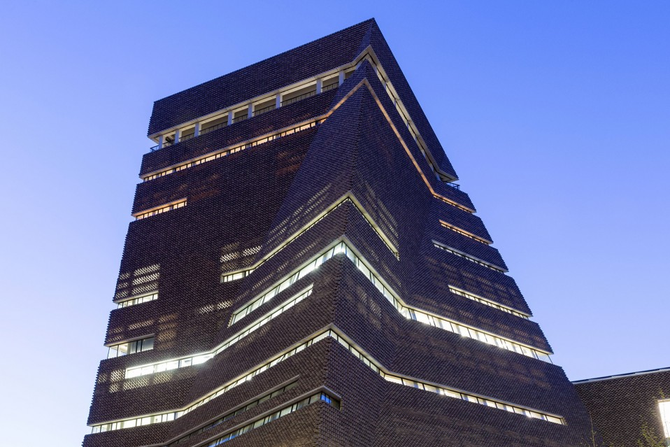 Switch House, la nuova ala della Tate Modern progettata da Herzog & de Meuron - Credits: Iwan Baan photo via  icondesign