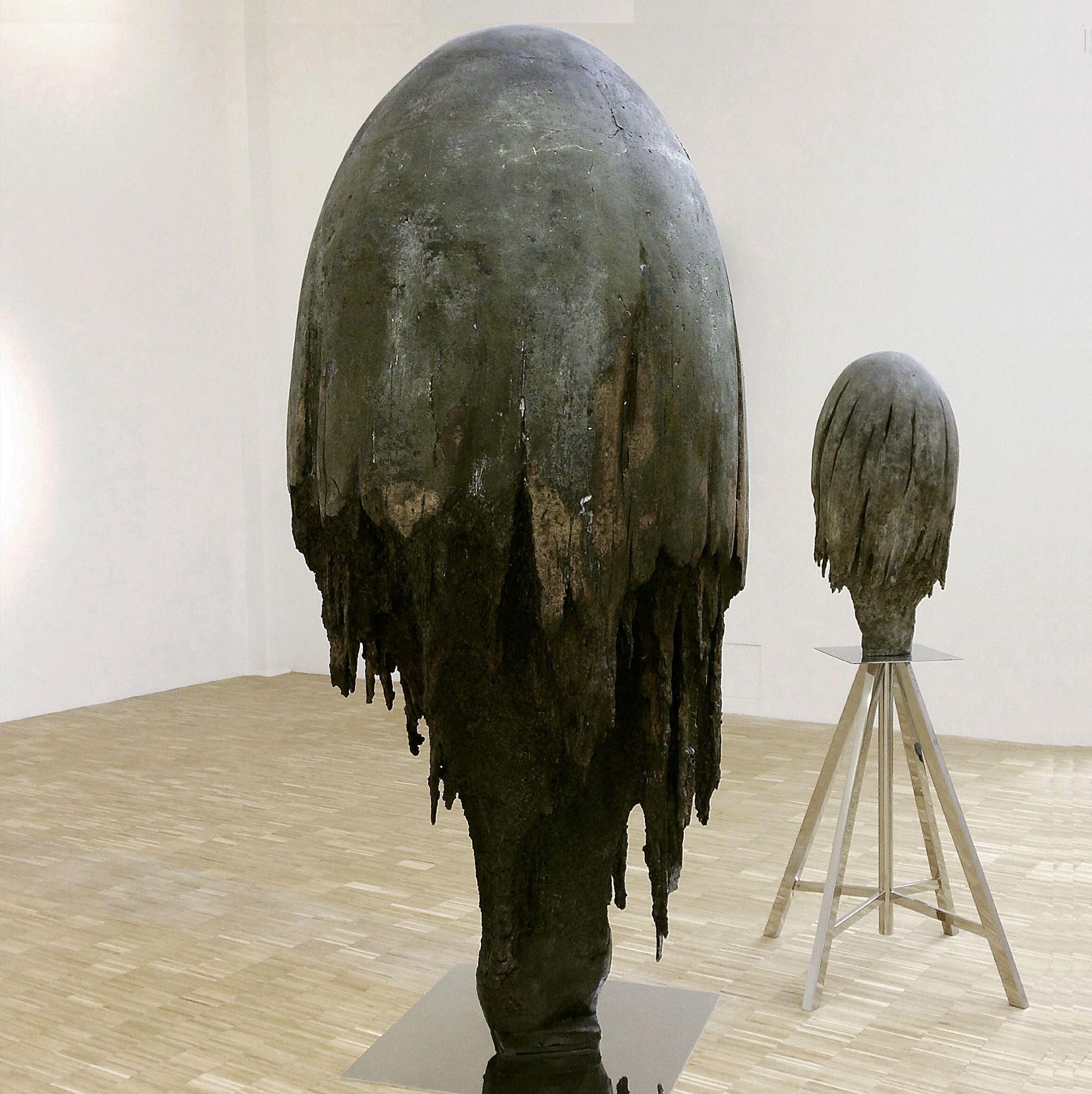 Giorgio Andreotta Calò; Meduse, 2015, Bronzo; Veduta dell'installazione, Triennale, Milano, 2015. Courtesy Studio Giorgio Andreotta Calò, Venezia. Foto: Kirsten de Graaf