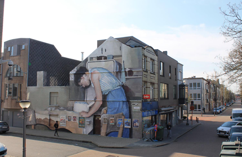 Separación De Poderes II, Ostenda (Belgio) 2019