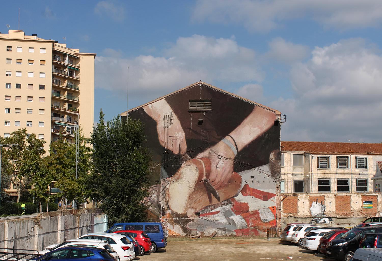Aquí no et faltarà pa..., Granollers (Spagna), 2018