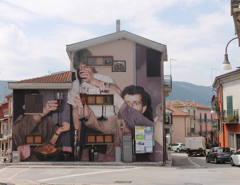 Por Angelo!, Lioni (Italia), 2018