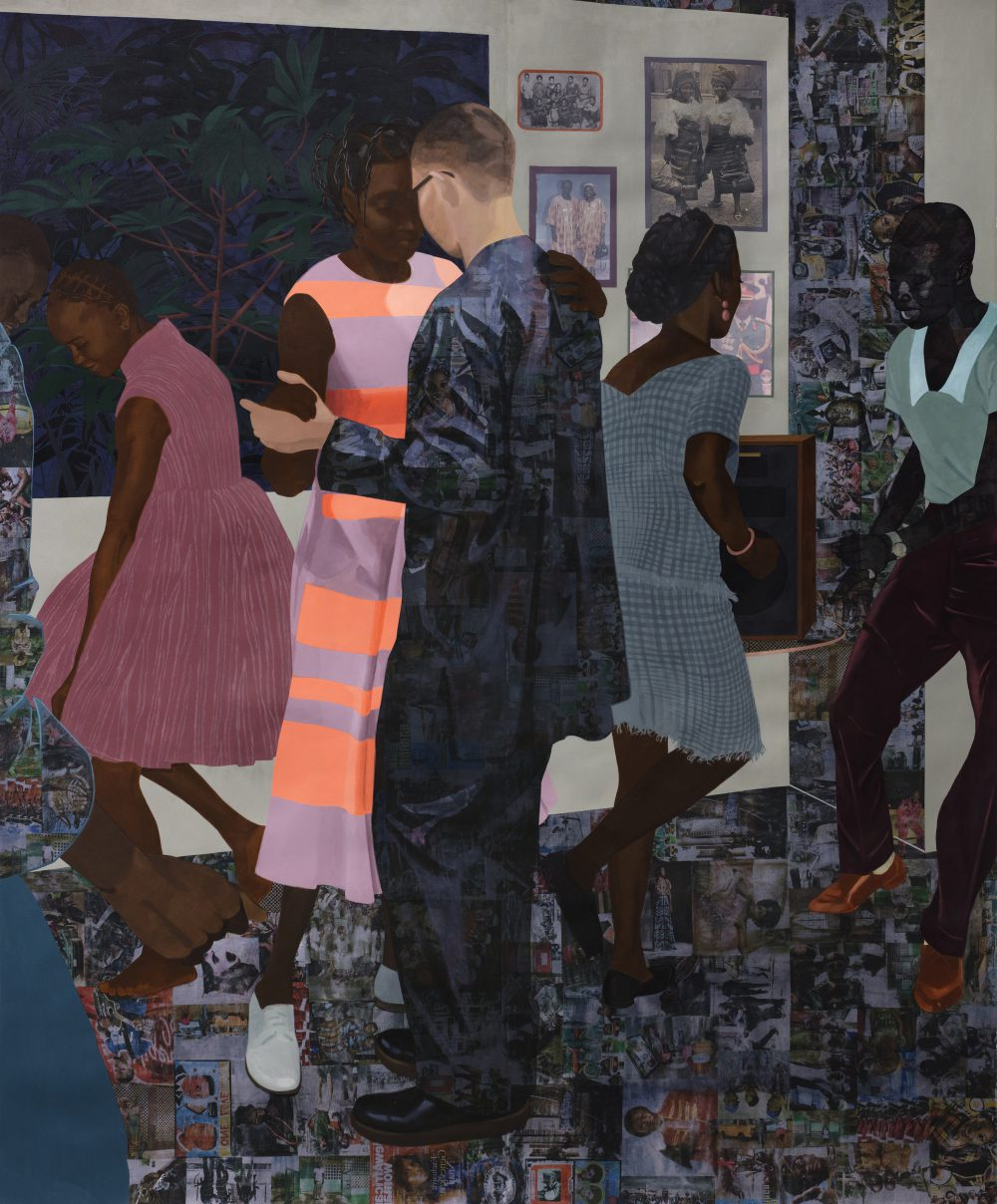 All images: Njideka Akunyili Crosby, Mixed media. Courtesy the artist, Victoria Miro, and David Zwirner
