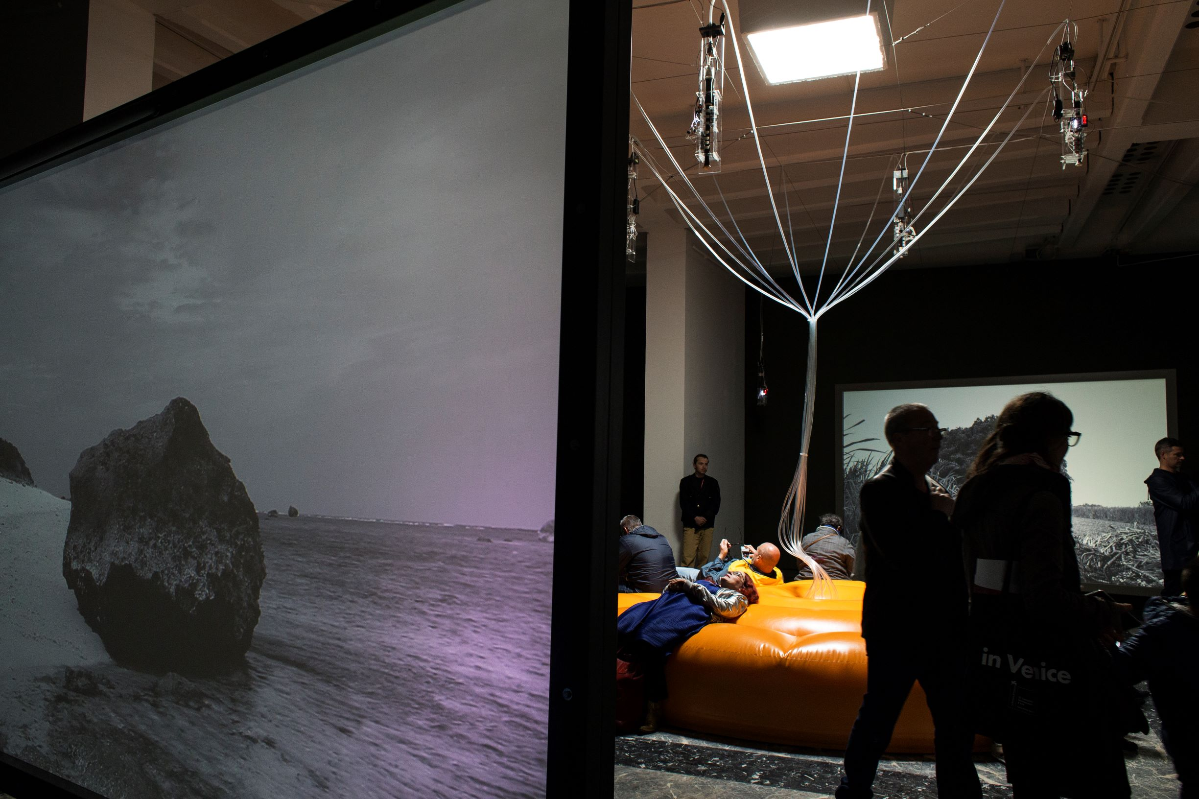Pavilion of JAPAN, Cosmo-Eggs. Photo by: Francesco Galli. Courtesy: La Biennale di Venezia
