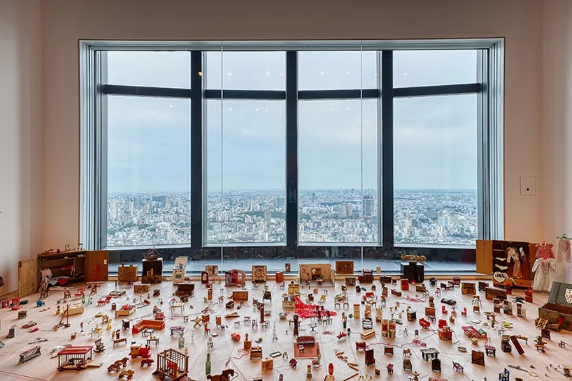 connecting small memories  | 2019 | mixed media | dimensions variable. photo by sunhi mang, courtesy of mori art museum, tokyo