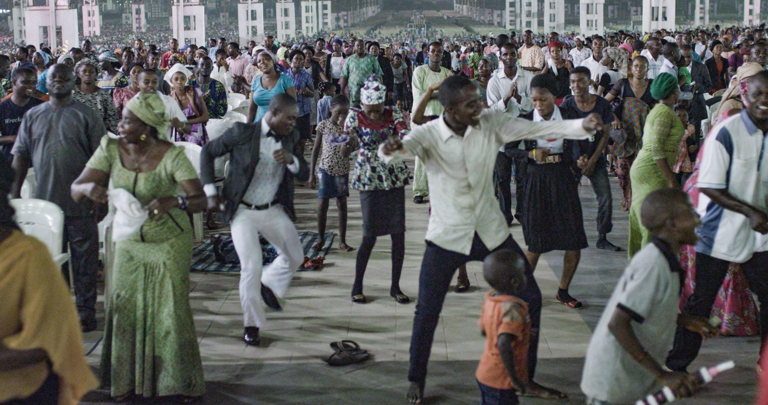 Chiesa a Lagos. Film Still