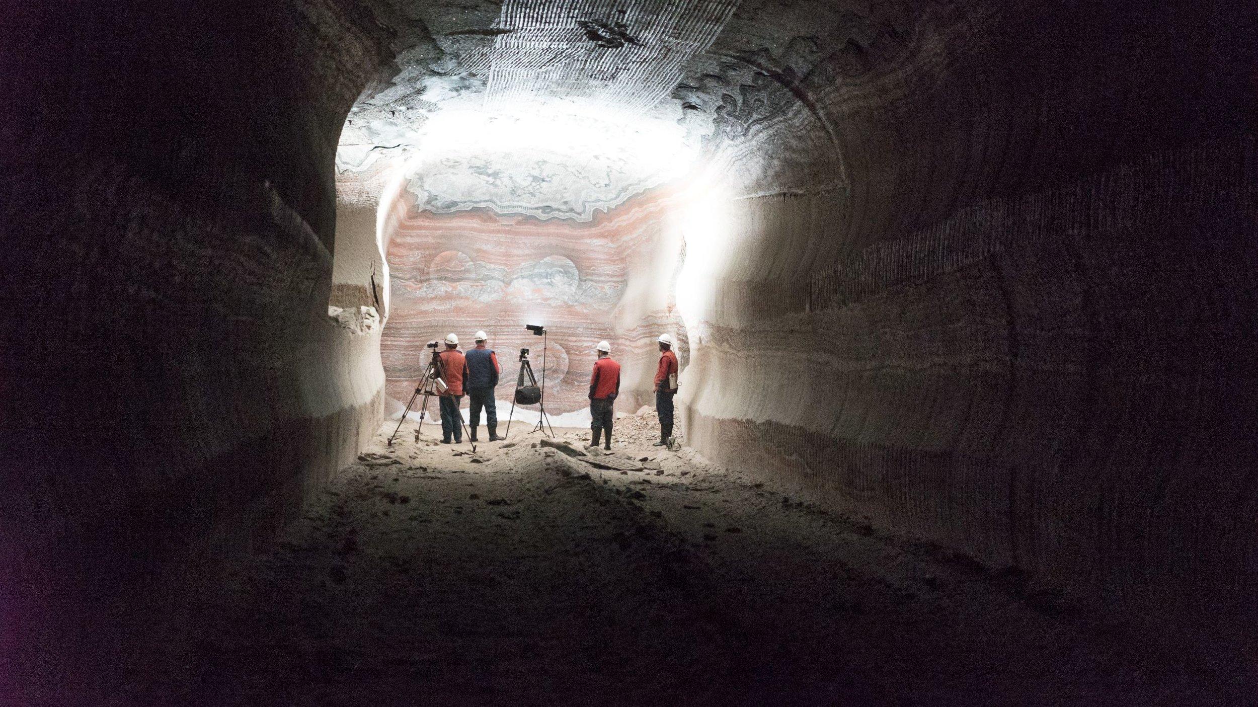 Miniere di potassio a Beresniki negli Urali russi