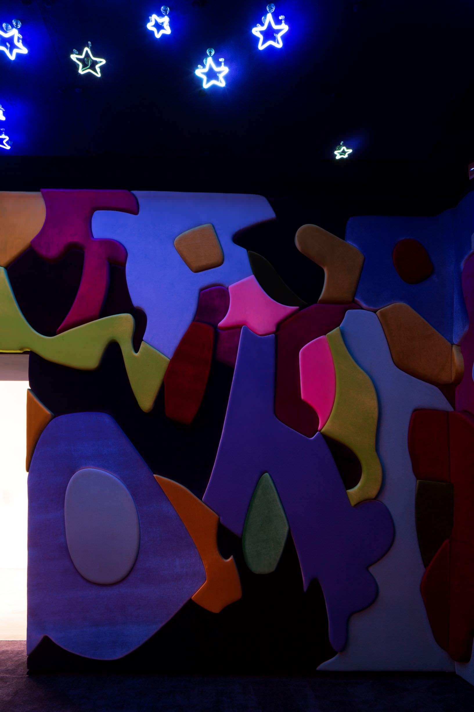 Alex Da Corte , The Decorated Shed, 2019 , Mixed media. Photo by: Francesco Galli. Courtesy: La Biennale di Venezia