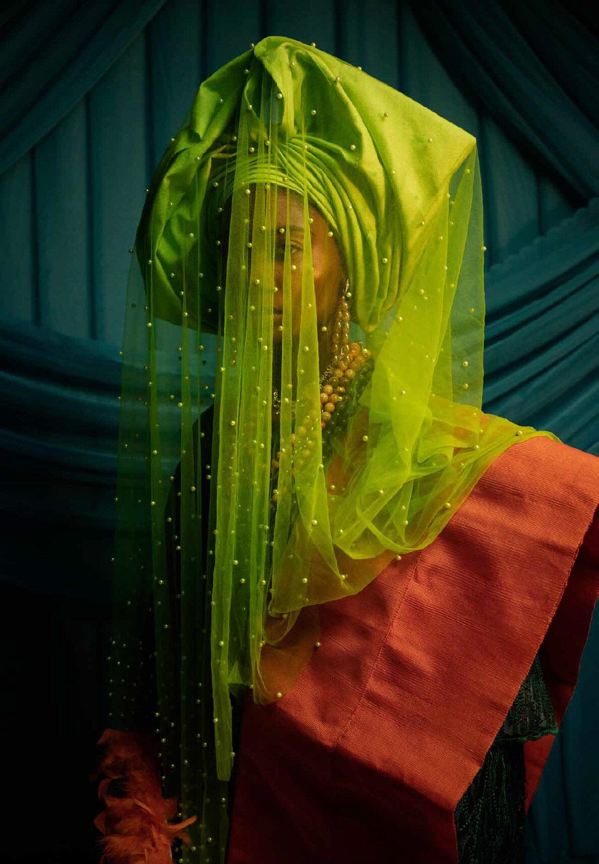 All photographs by Lakin Ogunbanwo. Courtesy of Niki Cryan Gallery