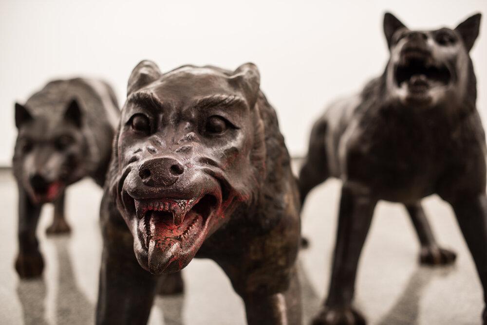 4. Liu Ruowang Wolves Coming , 2008-2010 ph. Michele Stanzione.jpg