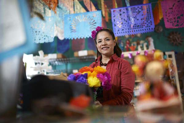 Nancy Charraga, Owner of  Casa Bonampak