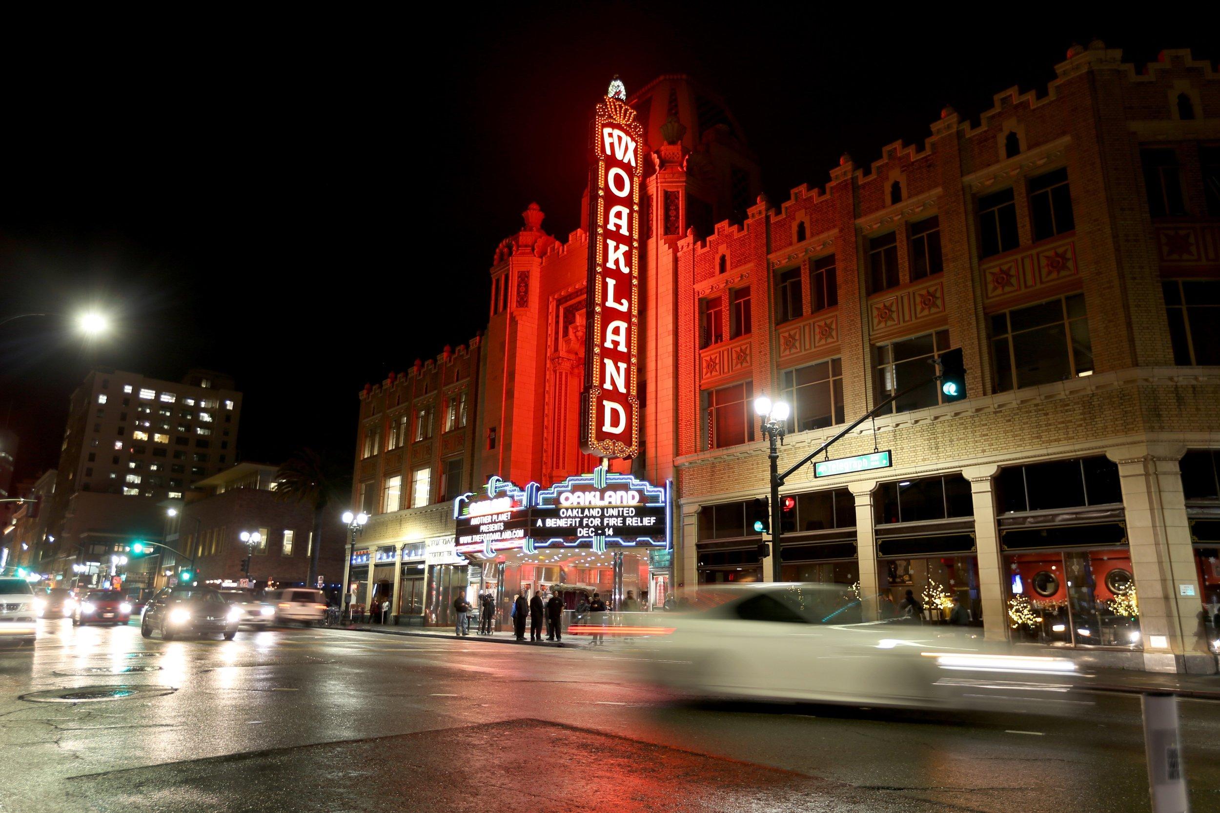 Oakland, CA -