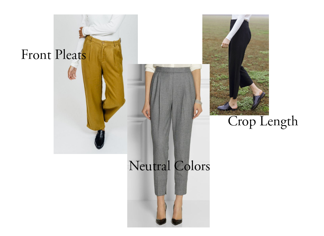 Photos (starting left to right):  lacausa , net-a-porter ,