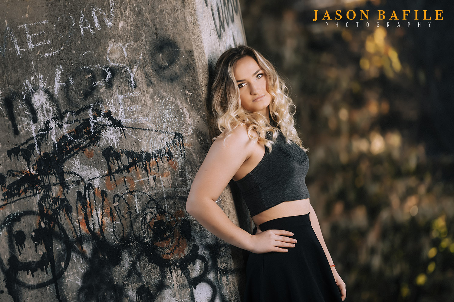 Johnstown, PA High Senior Photographer