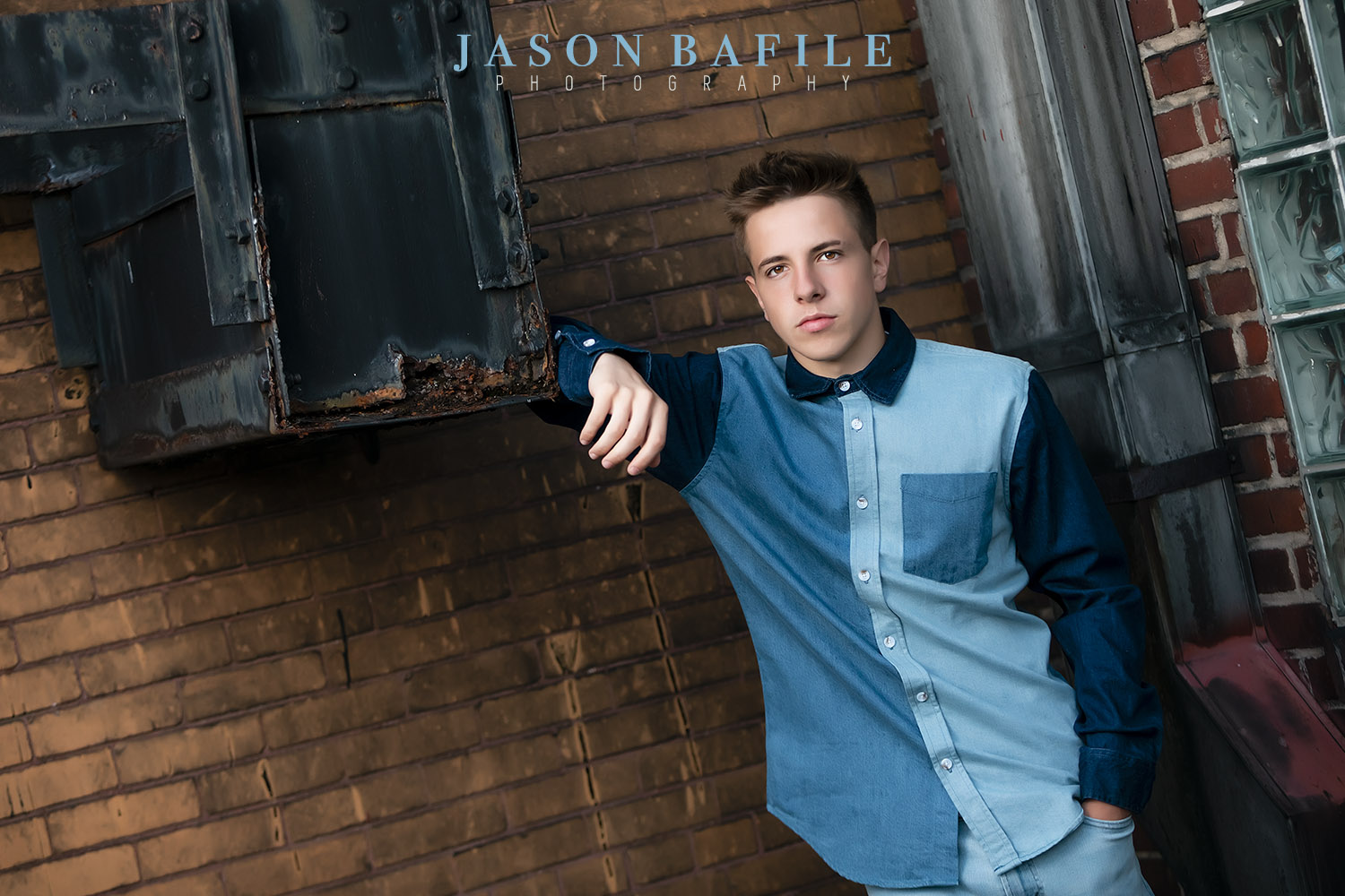 High School Senior Photography in Johnstown, PA