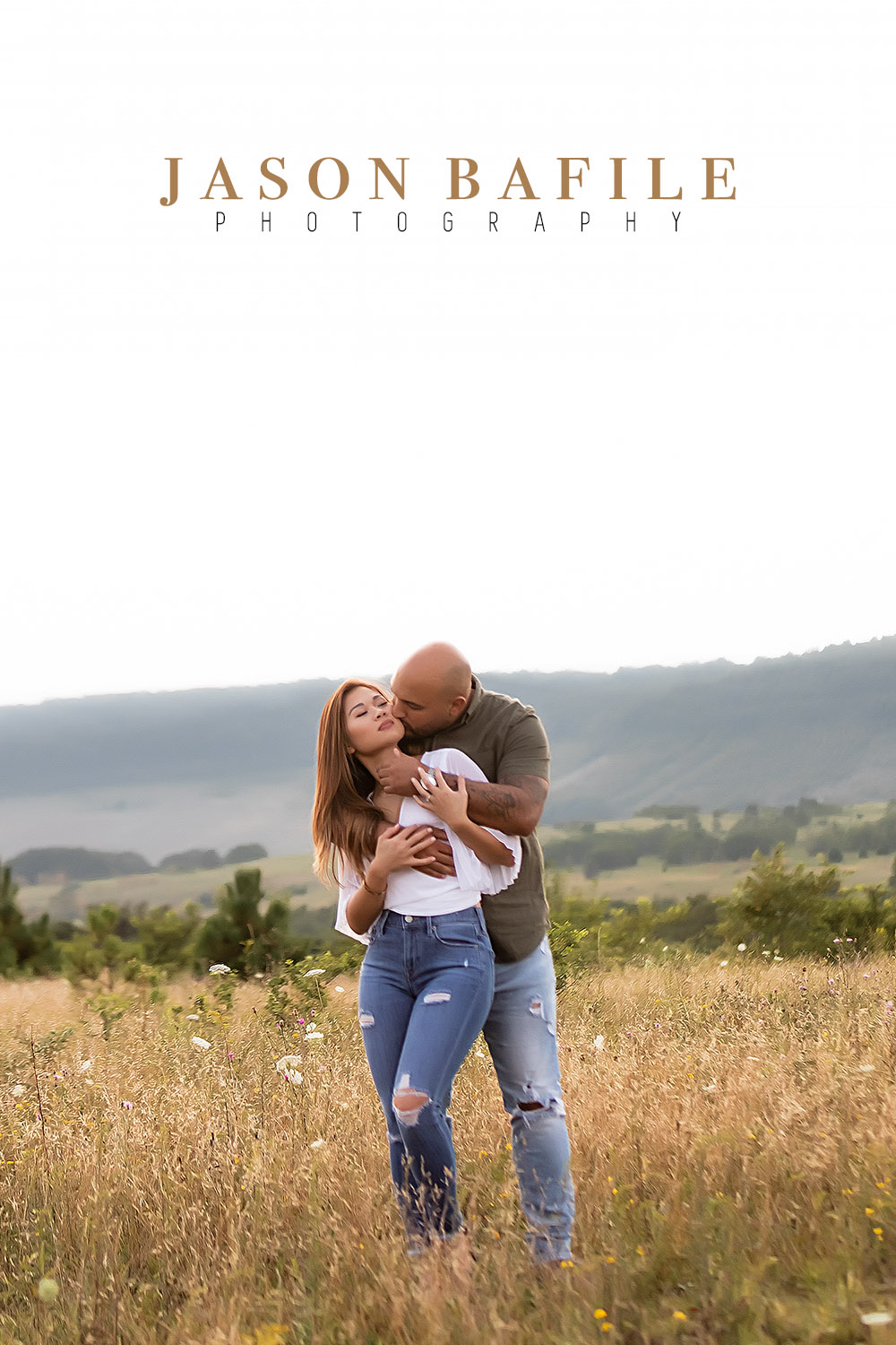Eric & Garlin's Engagement Photography in Johnstown, PA