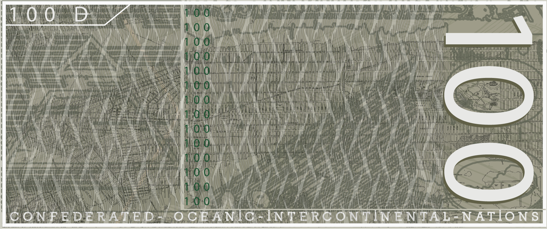 Copy of 100 note, back.