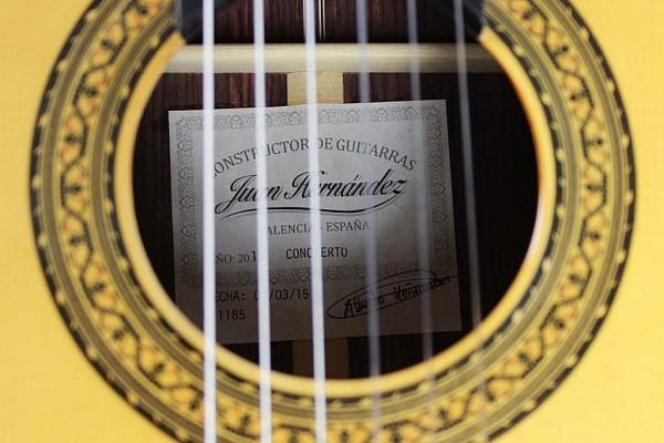 Juan Hernandez Guitars