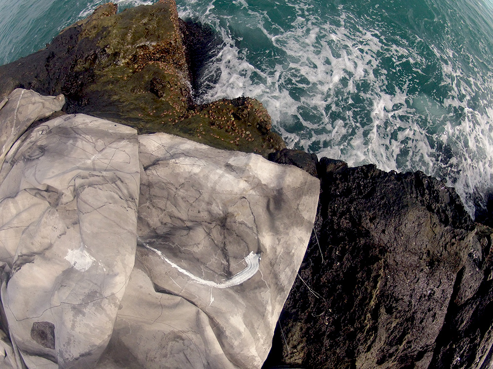 A Painting In, On and With the Pacific Ocean 11.jpg