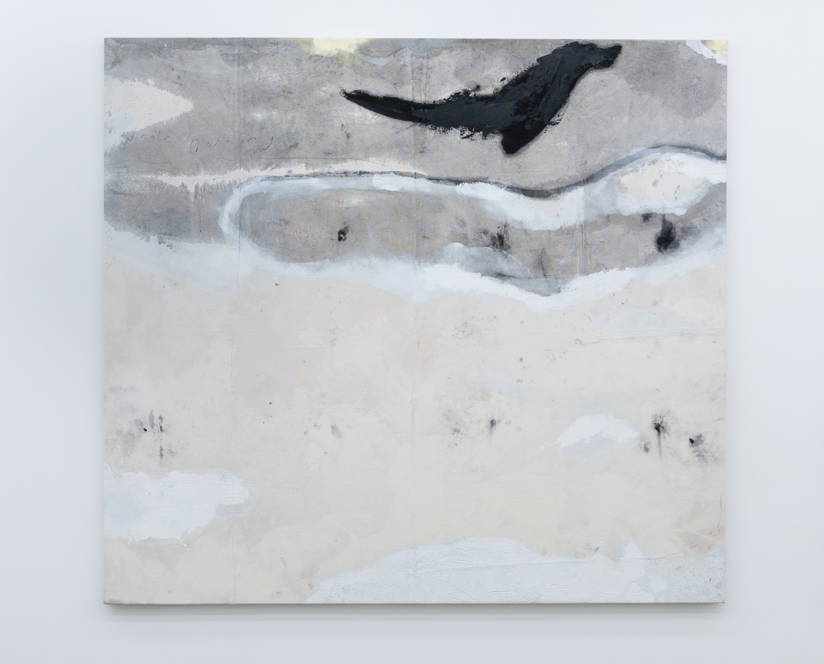 Whole Nothing [Pacific] (2016), Chinese Ink, Oil, Acrylic, Enamel, Pen, Sand, Earth, Pigment Dye and Found Object on Canvas, 169x185cm LR.jpg