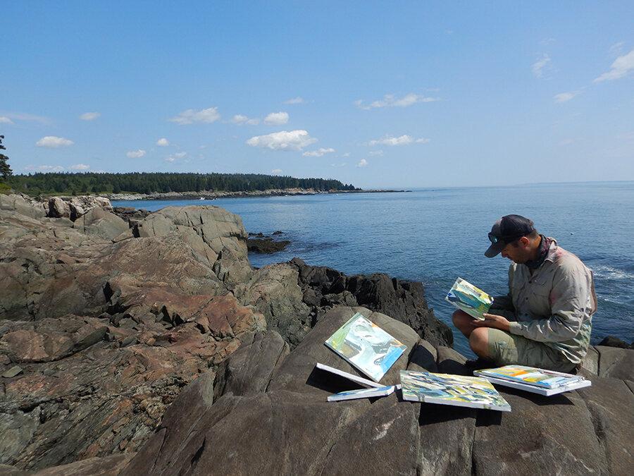 Maine with paintings.jpg