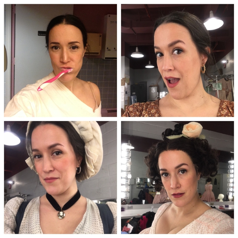 The many looks of L'Elisir d'Amore.