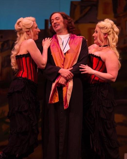La belle Helene  with Odyssey Opera