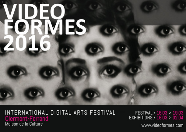 The Lamps  at  Videoformes 2016  Clermont-Ferrand, France March 16-19th