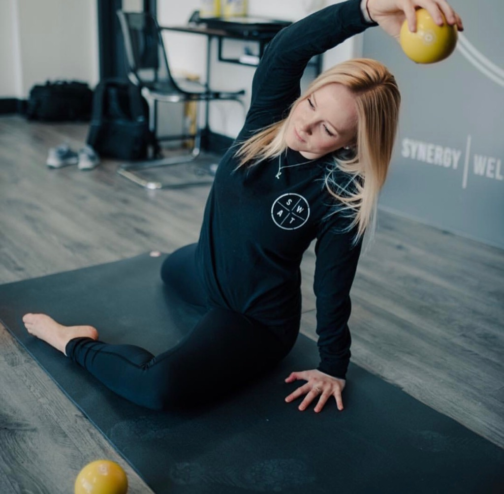 * Reminder We will be having a mobility session with Dr. Katie from SWAT  at 6:15 PM. This session is free for members and $10 for nonmembers…       OT2M x 5  3 Push Press     AMRAP 6  25 Double Unders  25 Sit Ups    5 STOH     •C 155/105  •P 135/95  •F  95/65     Rest 3 min     AMRAP 6  25 Double Unders  25 Sit-Ups    3 STOH     •C 185/125  •P 155/105  •F  115/75