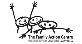 The Family Action Centre has been an ongoing partner since February 2014. The Family Action Centre has provided substantial in kind support and sponsorship for FISH members to attend conferences and events. The Family Action Centre has also provided administrative support when required.