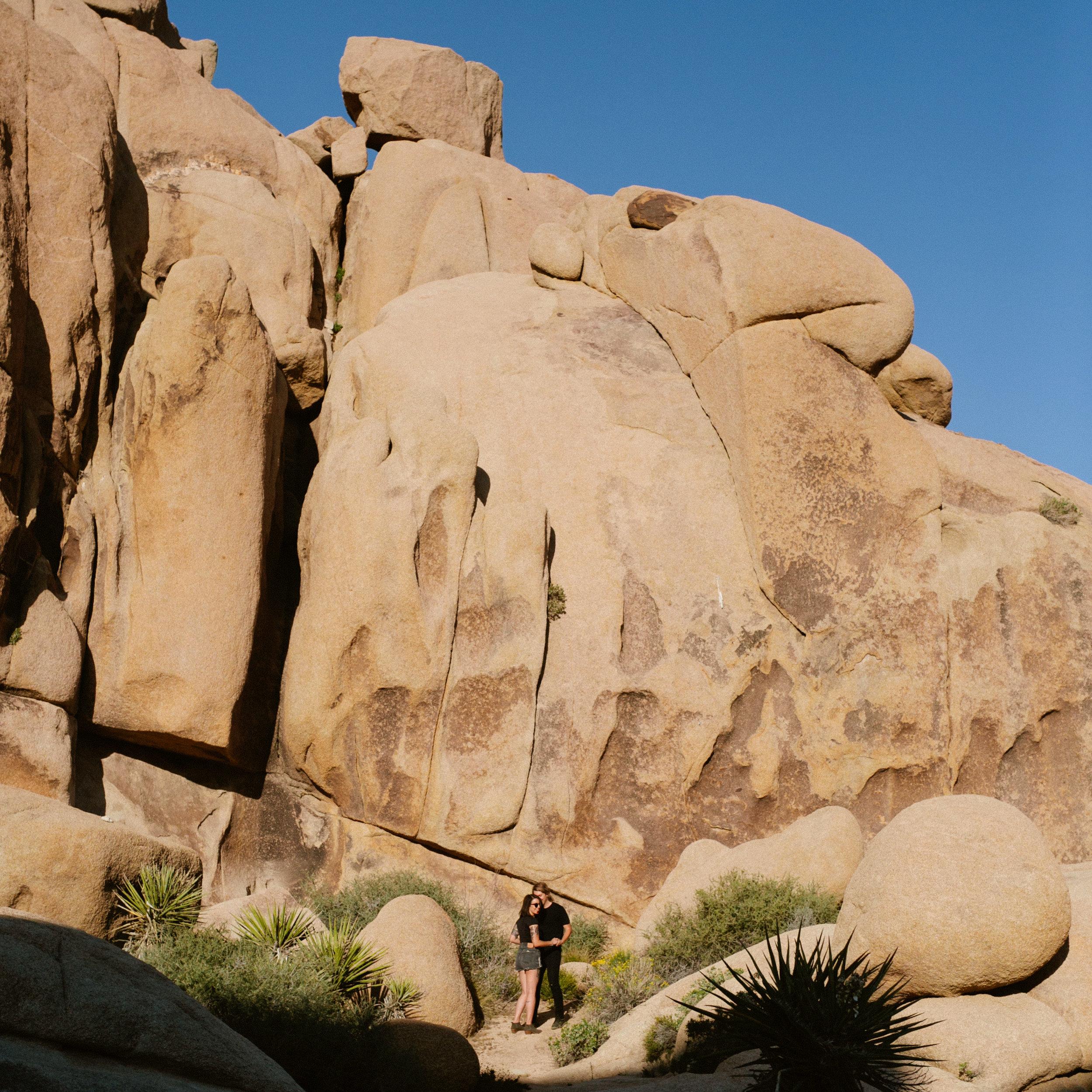 Wedding Photographer Photographers Elopement Travel Destination Romantic Bohemian Creative Traveling Photography California Desert Joshua Tree