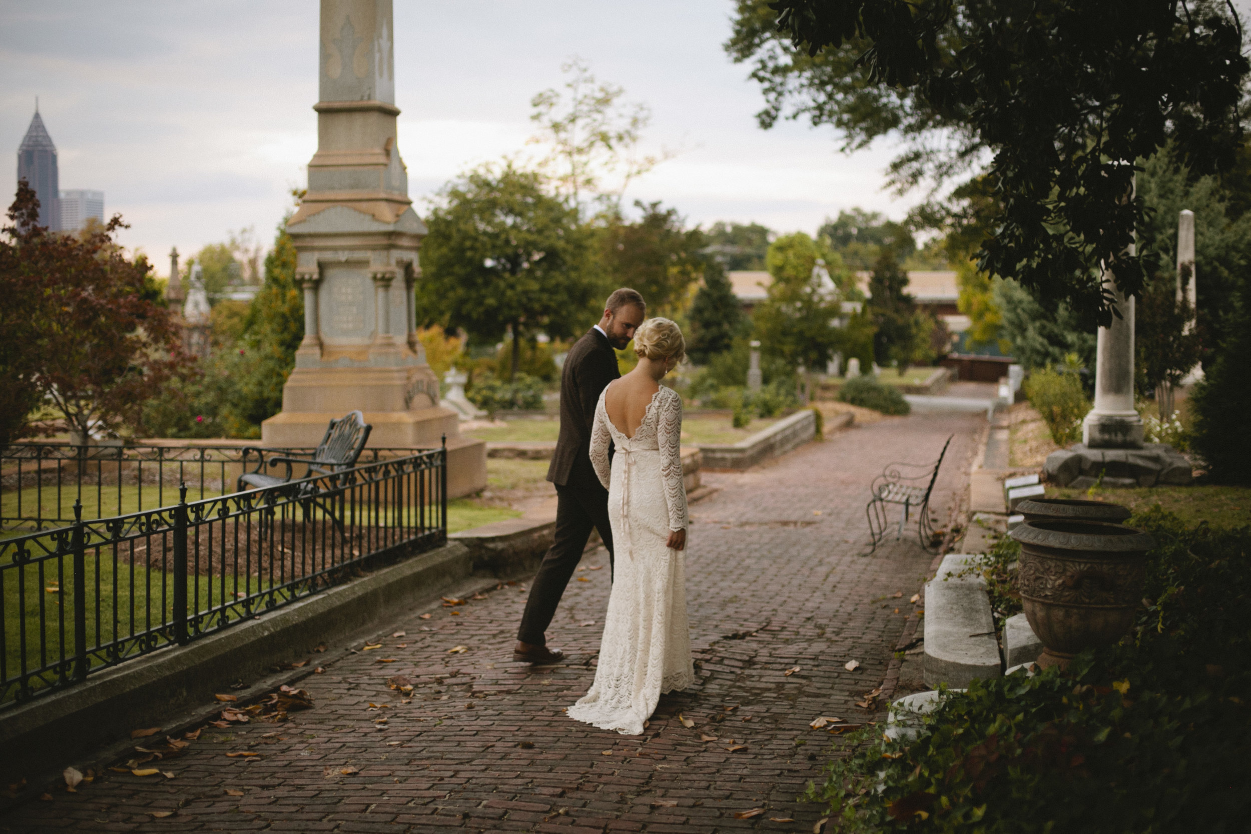 Wedding Photographer Atlanta Elopement Travel Destination Photography Bohemian Couple