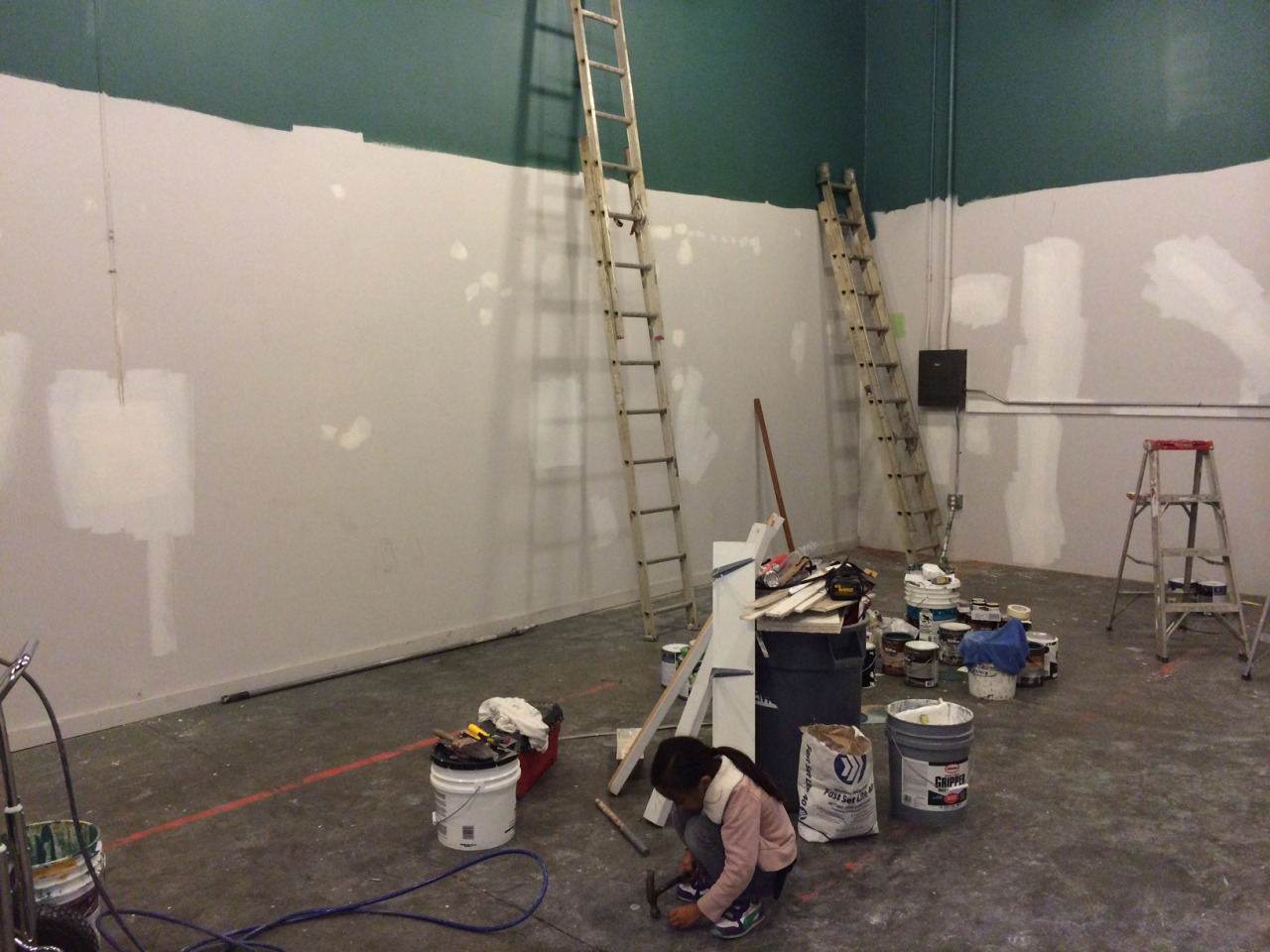 Work in Progress!  On the Move Physical Therapy is moving to a new location in January 2014!