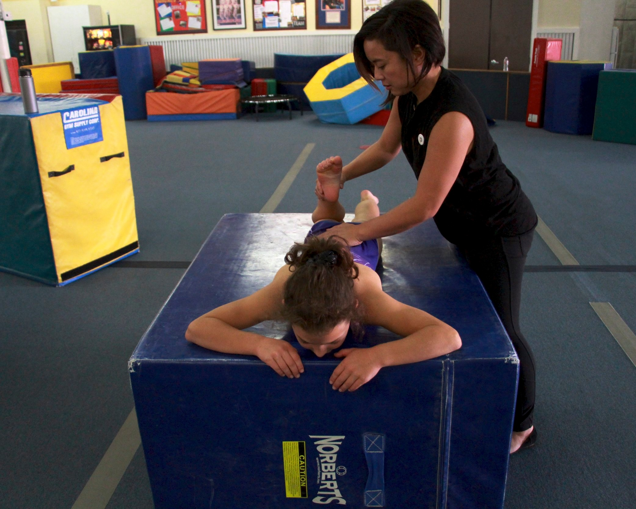 Sports / Dance Team Care - Movement ScreensWeekly visits from physical therapist at your gymWorkshops for your athletes or your coaches:Back extension without painEffective jumping and landing mechanicsGetting the most out of your warm up routinePost workout recovery exercisesPilates classesFOR INQUIRIES, CLICK HERE