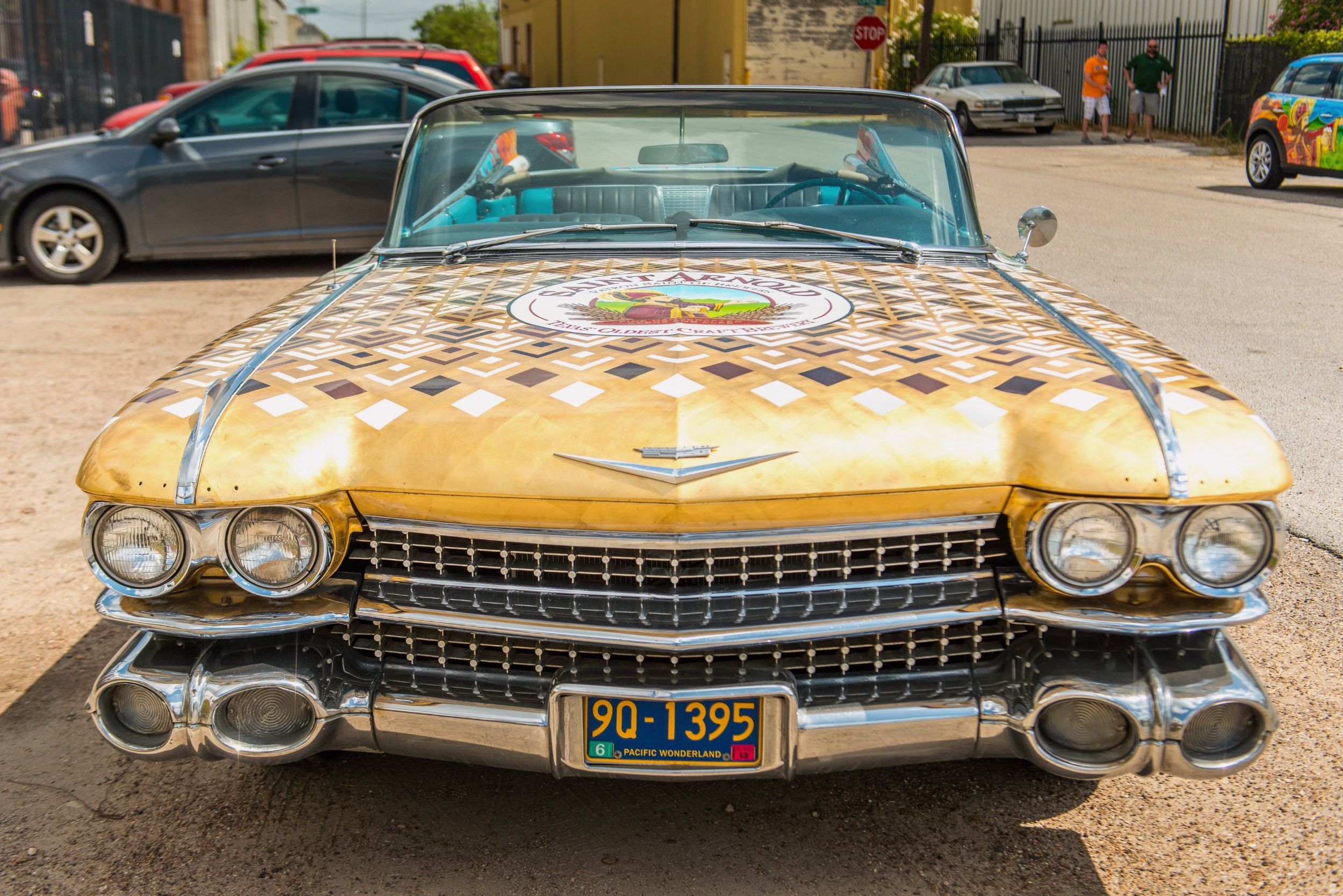 1959 Caddy for St. Arnolds Brewery