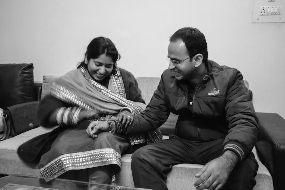 Cousin Vishal gets married!