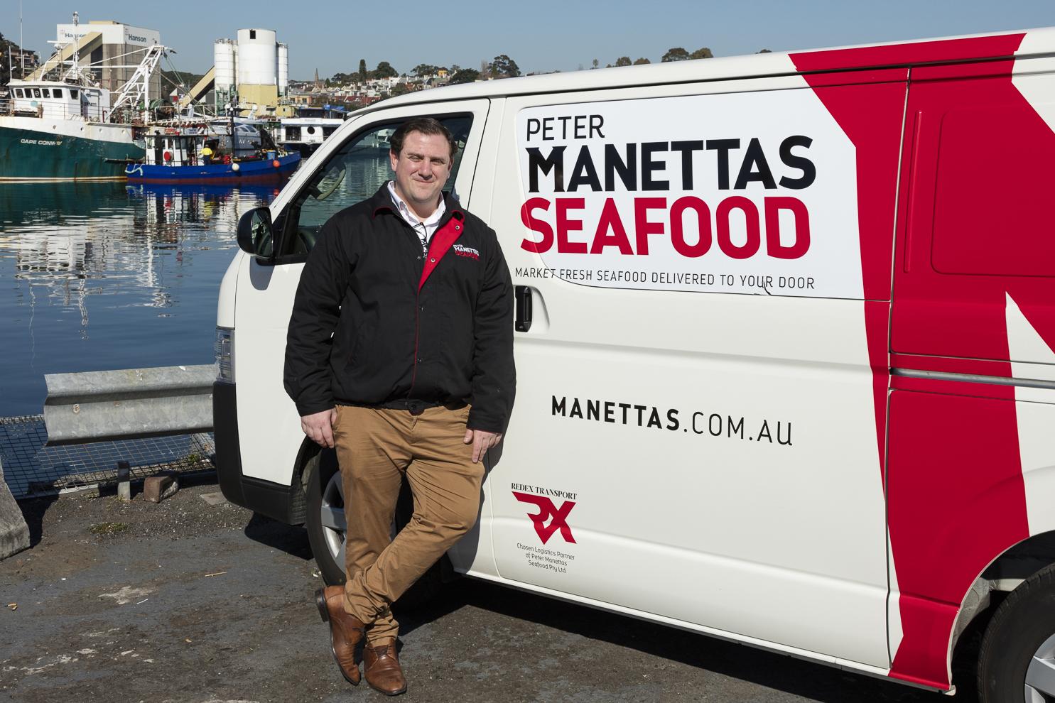 Peter Manettas_Delivery Van_Photo by Hugo Sharp.jpg